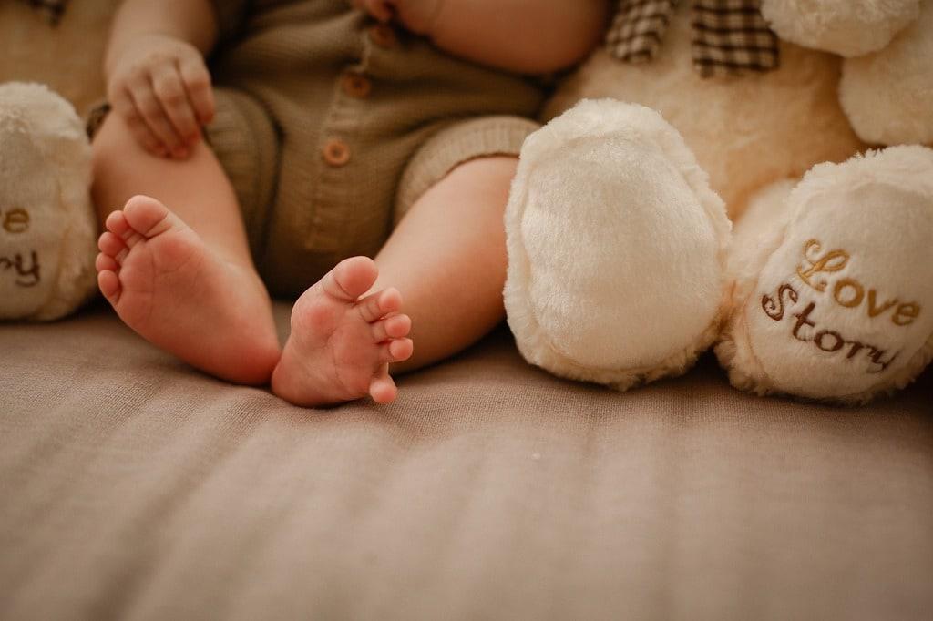 Des infos sur le déroulement d'une prise de vues nouveau-né